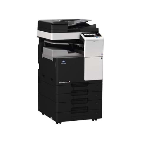 Konica Minolta bizhub c227 office printer