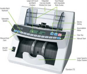 Banknote Counters Magner 75 Series