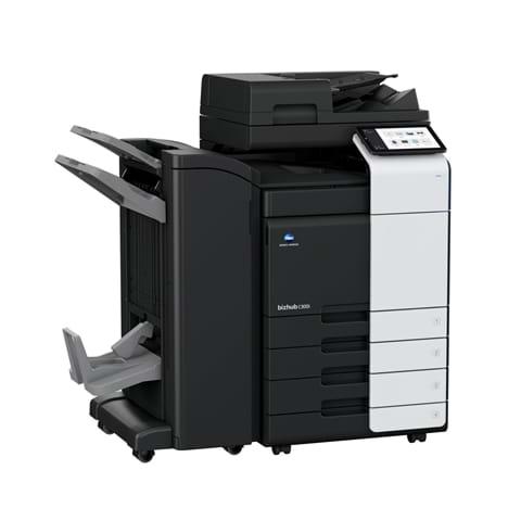 Konica Minolta bizhub C300i bizhub office printer
