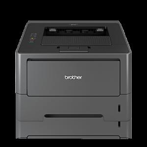 brother HL-5450DN High Speed Mono Laser Printer + Duplex, Network