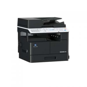 Konica Minolta bizhub 225i A flexible and networkable allrounder